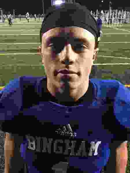 Prep football: Bingham's offense overpowers Pleasant Grove