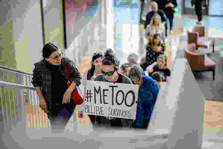 Catherine Rampell: States are taking action on #MeToo. Why isn't Congress?