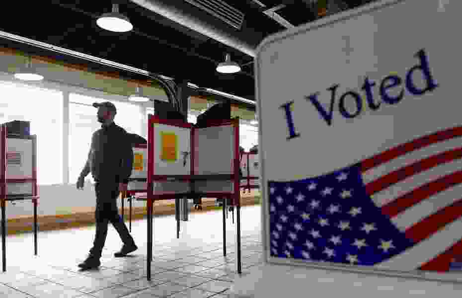 Experts agree this year's election is a big target for hackers, disinformation and foreign interference
