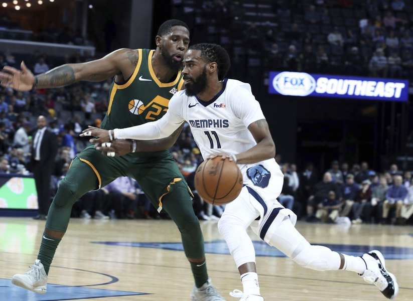 Mike Conley Q&A: How a Utah Jazz trade for the Memphis point guard would work