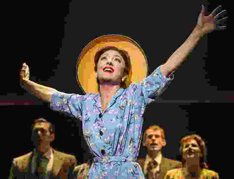 Steve Martin's 'Bright Star' changed this actor's life. Now, she'll say goodbye to it in Salt Lake City.