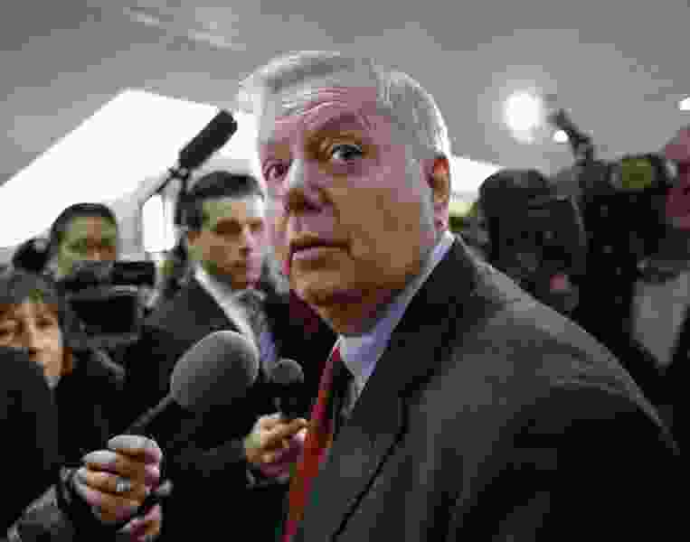 George F. Will: Why do people like Lindsey Graham come to Congress?