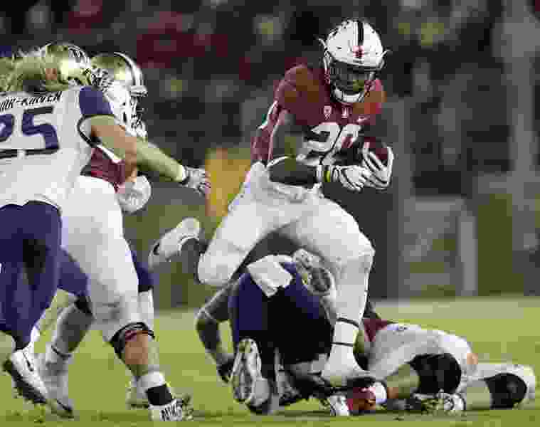 Bryce Love leads the way on AP All-Pac-12 team