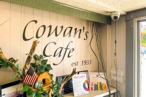 (Kaitlyn Bancroft | The Salt Lake Tribune) Cowan's Cafe in Duchesne, Utah has been a local staple since 1933.