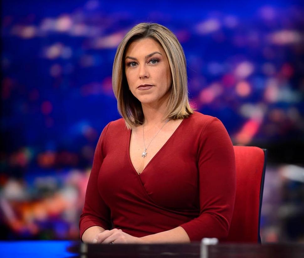 (Trent Nelson | The Salt Lake Tribune) ABC4 News reporter Kim Fischer, in Salt Lake City Wednesday November 22, 2017.