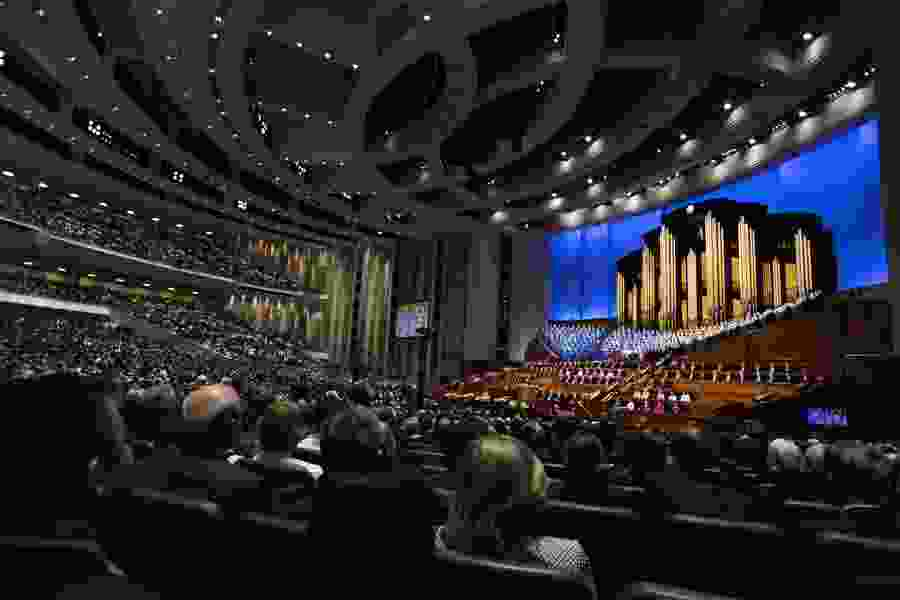 Mormons, er, Latter-day Saints on Twitter wonder what to call themselves now