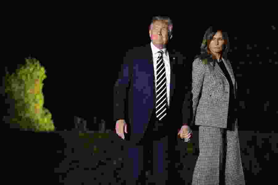 Commentary: What Melania Trump could tell Jeff Sessions about protecting children