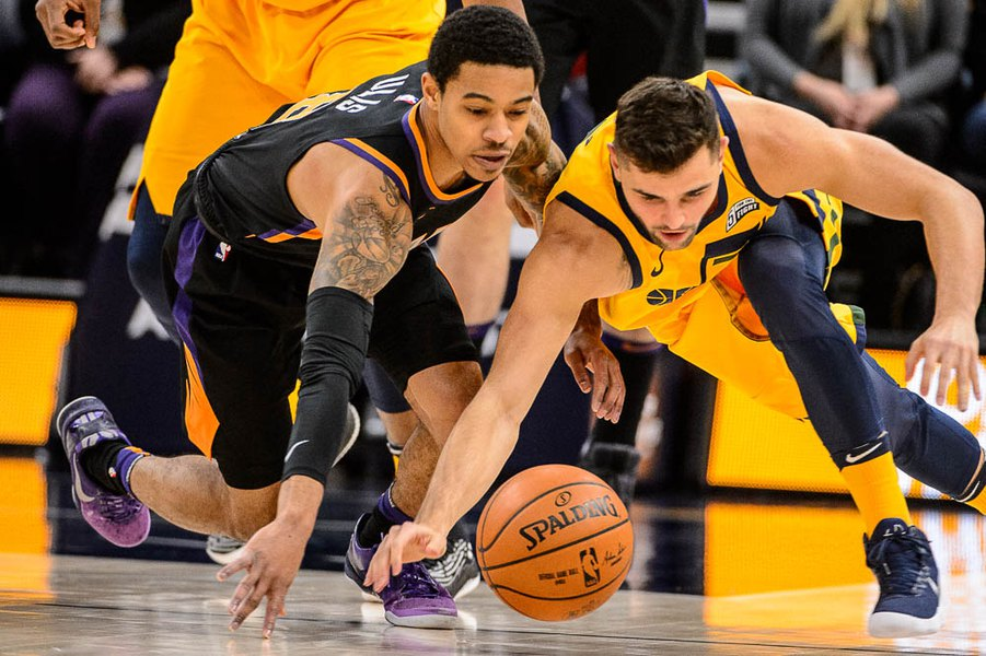 jazz guard raul neto fractures wrist and will miss at
