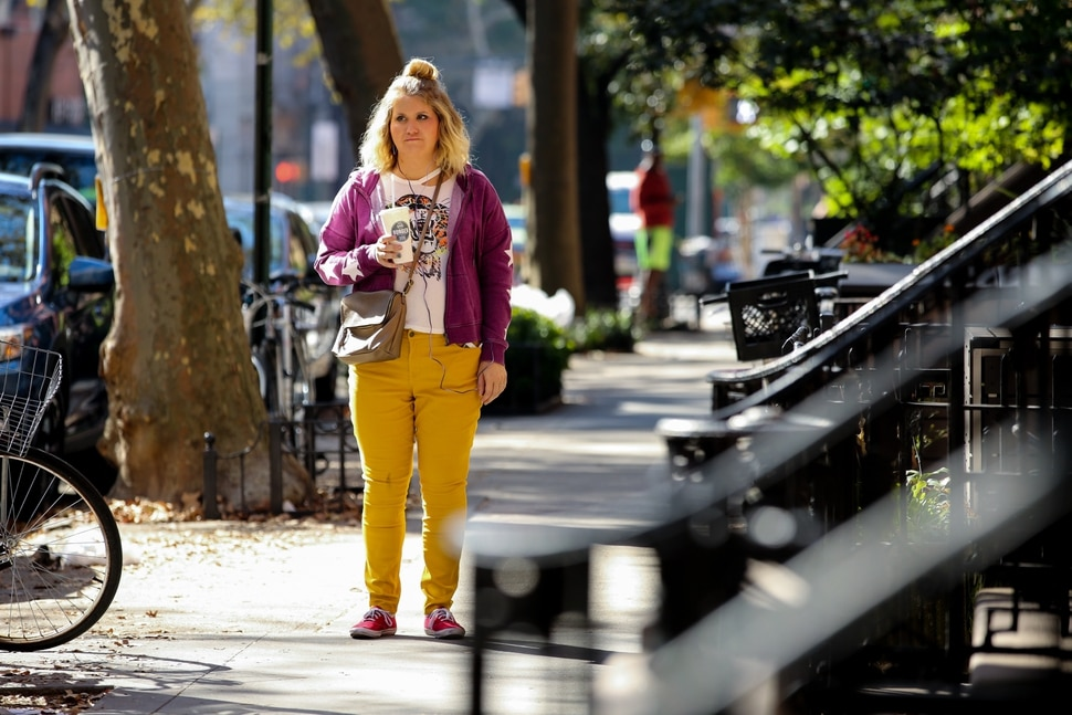 (Jon Pack | courtesy Sundance Institute) Jillian Bell stars in Paul Downs Colazzo's comedy Brittany Runs A Marathon, an official selection in the U.S. Dramatic Competition of the 2019 Sundance Film Festival.