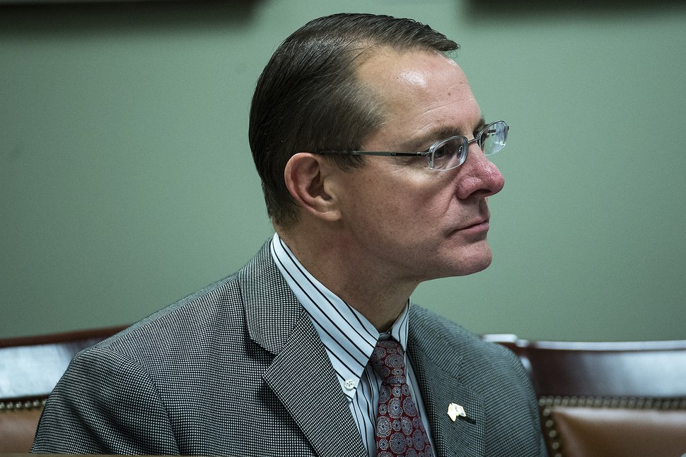 (Chris Detrick | Tribune file photo) Rep. Ken Ivory, R-West Jordan.