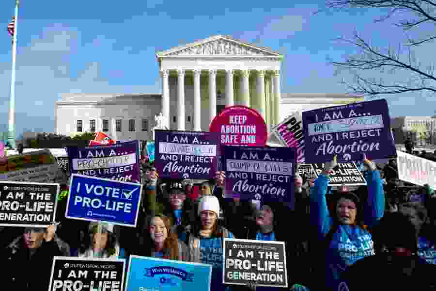 'Mormon Land': How abortion and the Supreme Court might affect Latter-day Saint voters