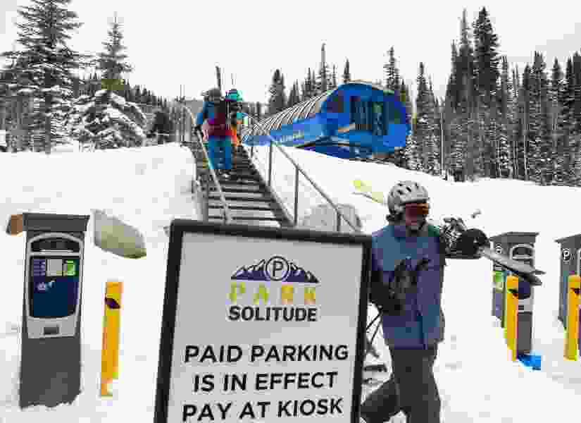 Is paid parking at Utah's Solitude catching on? Some skiers are sold. Others aren't buying it.