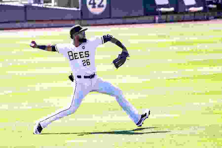 Reviewing the Salt Lake Bees debut of Los Angeles Angels prospect Jo Adell, and the homers that never happened