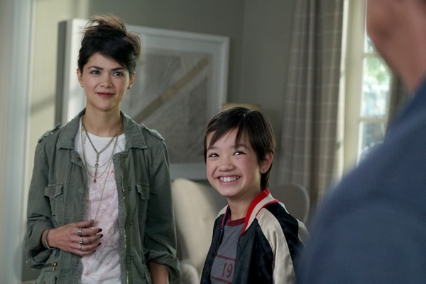 Fred Hayes | Disney Channel Joshua Rush, Asher Angel, Peyton Elizabeth Lee and Lilan Bowden star in ÒAndi Mack,Ó which is being produced in Utah.