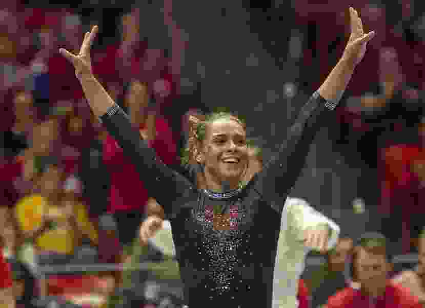 Utes will open the NCAA Gymnastics Championships on the floor; how will that affect them?