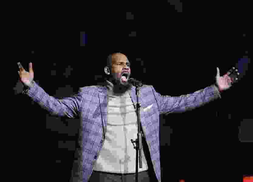 Dilemma of having an R. Kelly-penned hit: Sing it or sink it?