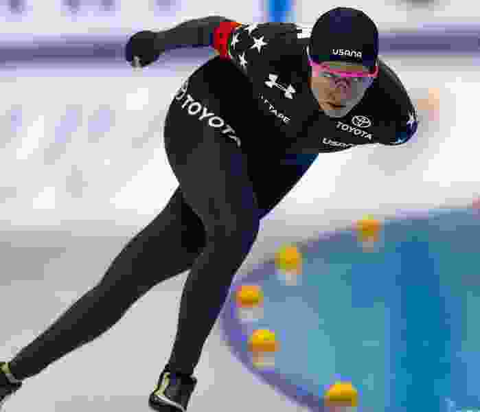ISU World Single Distance Speed Skating Championships will be unique, inside and out
