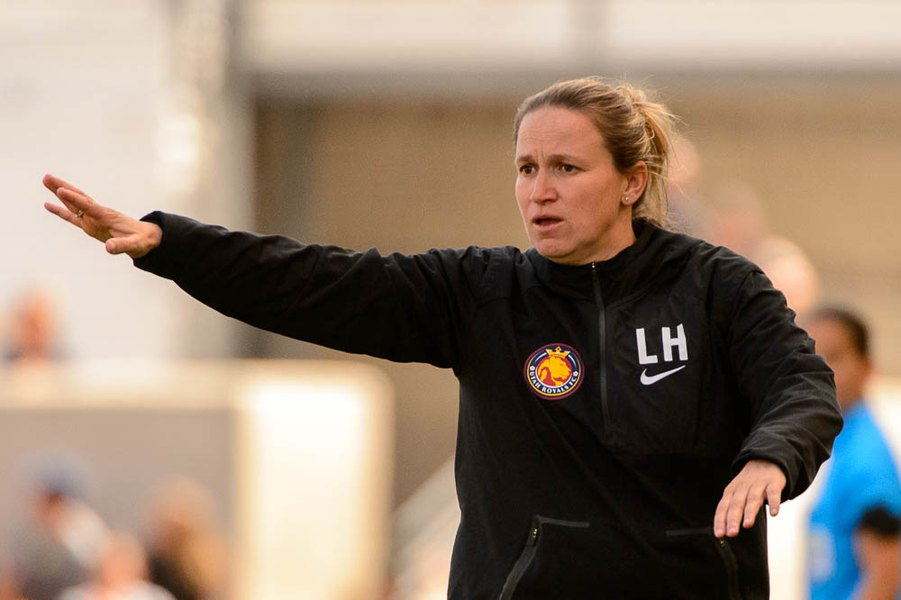 Royals FC's Harvey says she won't be coaching U.S. national team