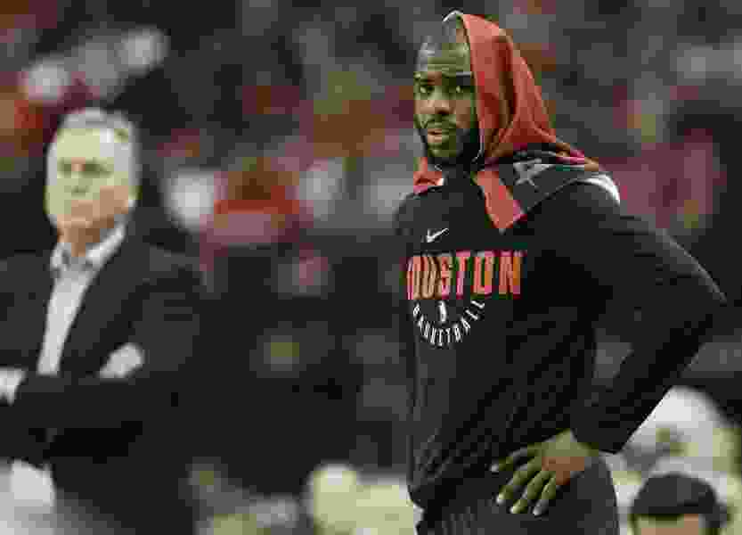 Chris Paul rockets past conference finals barrier — and has fun doing it