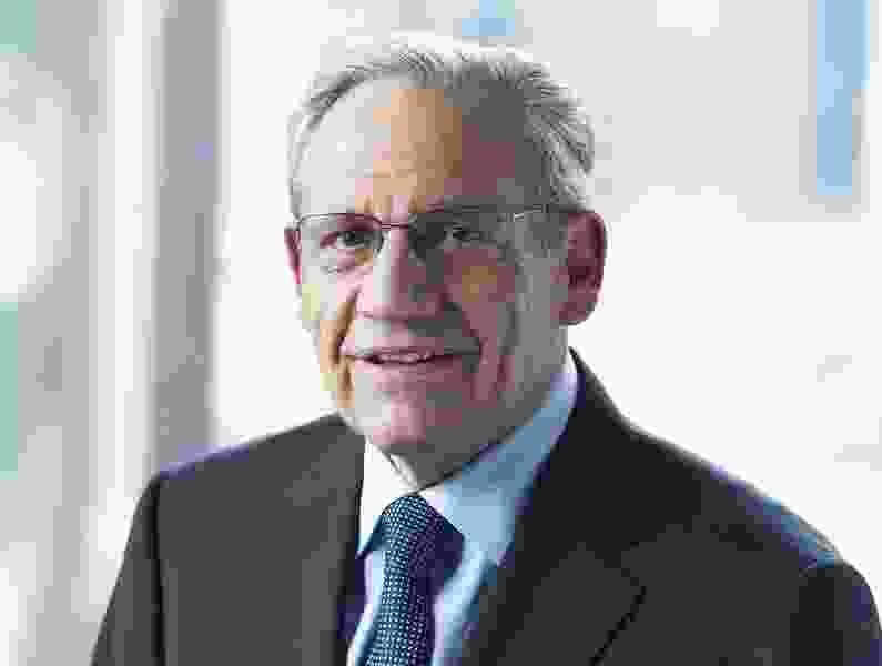 Legendary journalist Bob Woodward to lecture at the University of Utah in November