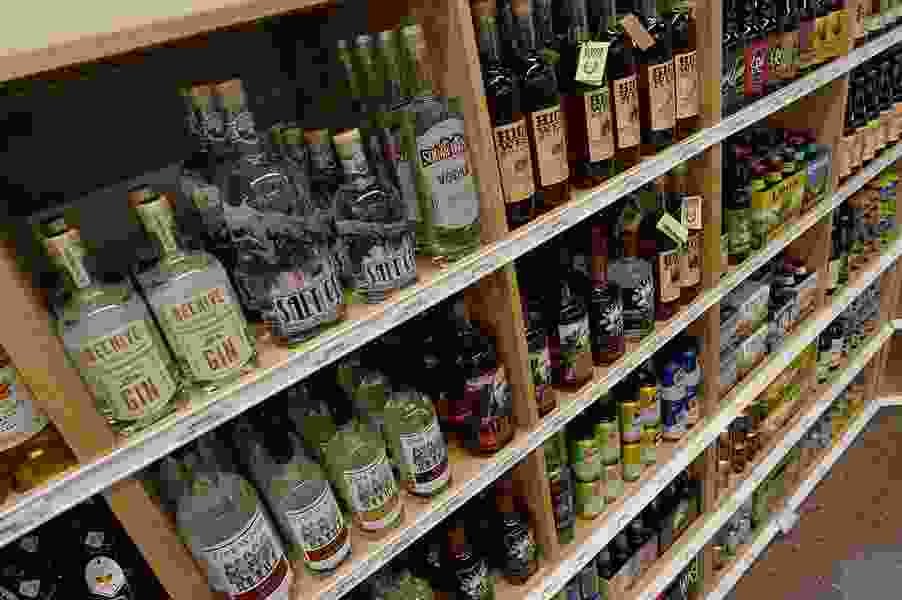 Utah drinkers like cheap beer and boxed wine, but more are getting fired up about craft brews and premium liquor