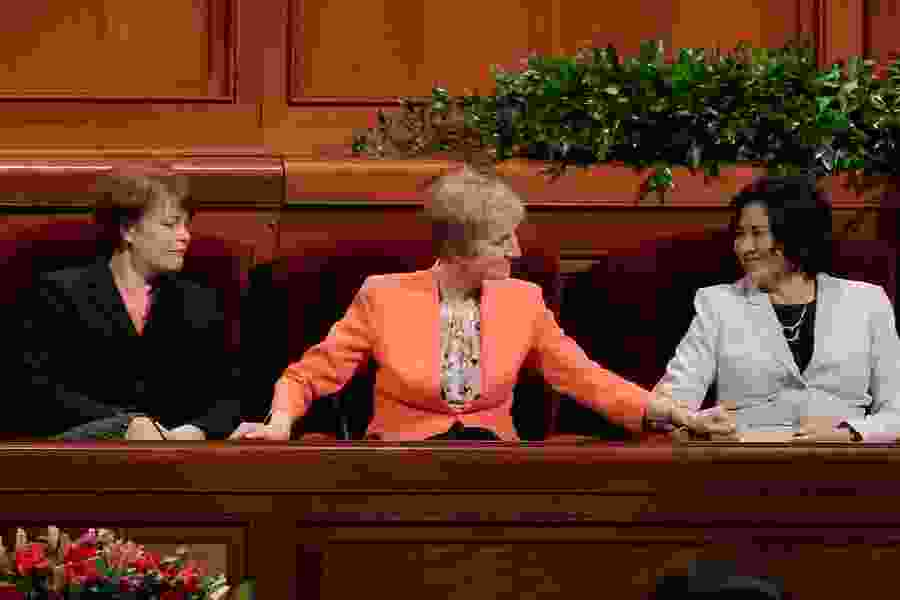 Letter: To be equal, LDS women must have the power of the priesthood