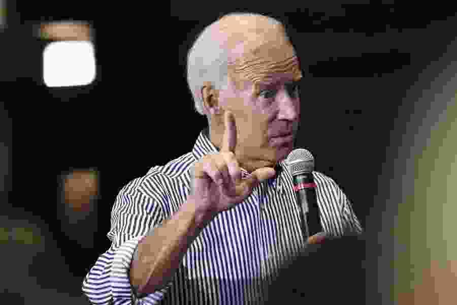 Eugene Robinson: It's still Biden's race to lose