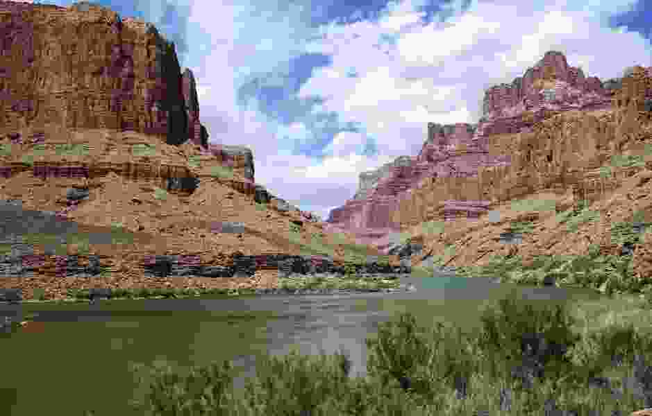 Utah is celebrating another 150th anniversary — John Wesley Powell's trek through the state on his way to the Grand Canyon