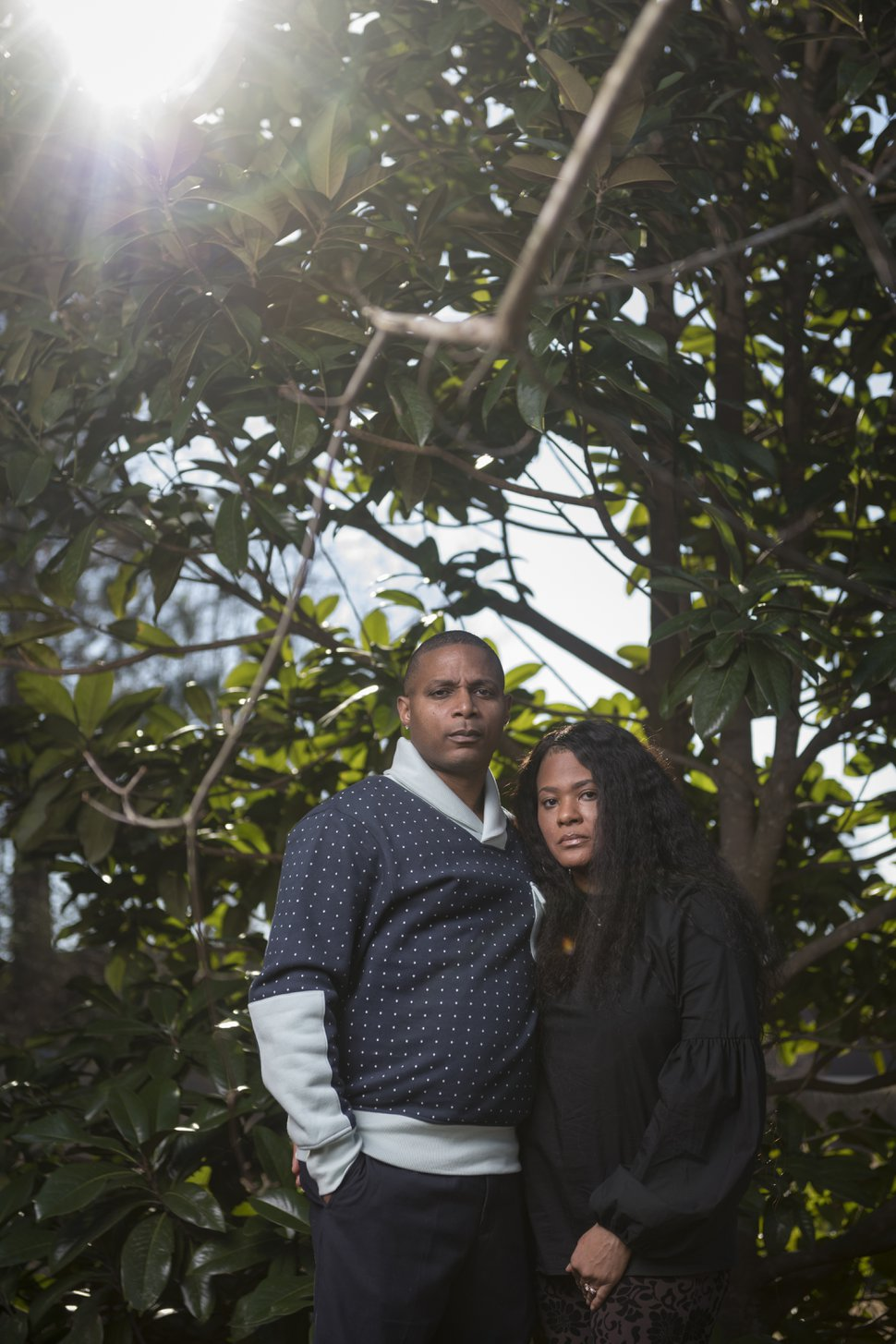 (Michael A. Schwarz | The Washington Post) Timothy and JonJelyn Savage at their home in Stockbridge, Ga. The Savages believe that their daughter Joycelyn is being abused by R. Kelly.
