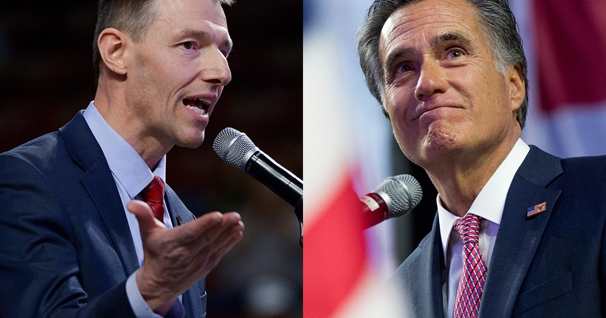 Poll: Romney up 42 points over Kennedy ahead of Tuesday's primary