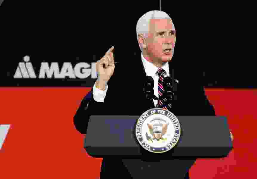 Vice President Mike Pence to tour Merit Medical in Utah visit on Thursday