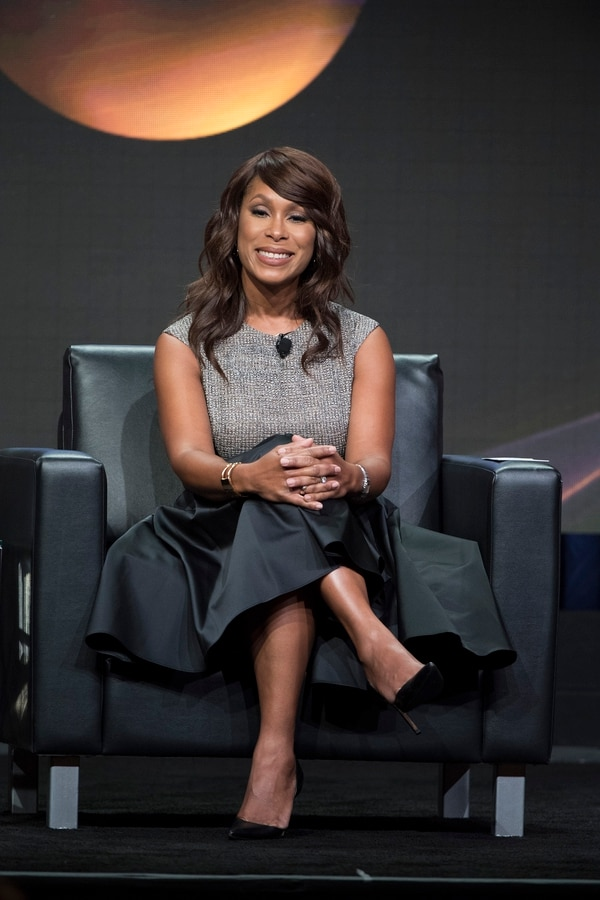 (Photo courtesy of ABC/Image Group LA) Channing Dungey is the president of ABC Entertainment.