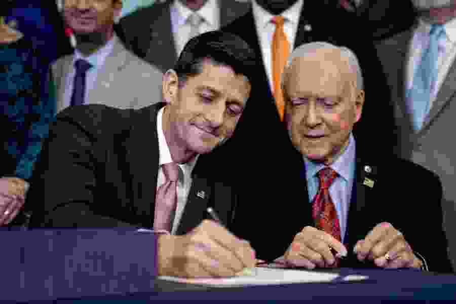House Speaker Paul Ryan to headline dinner honoring Sen. Hatch in Utah