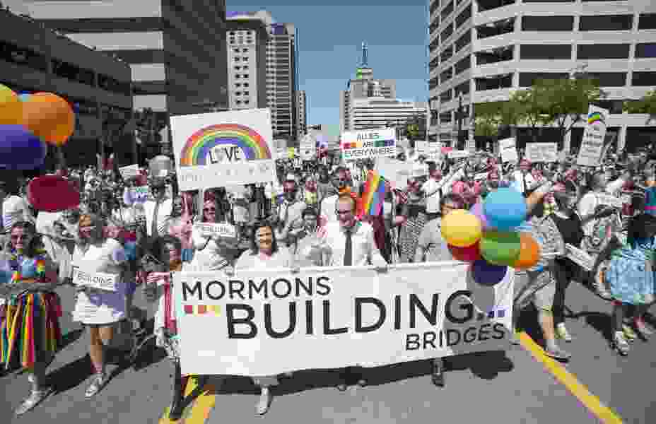 Letter: It's time for us Mormons to be true ministers to everyone — including gay teens