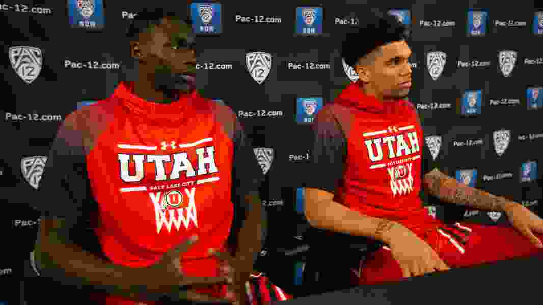Utah veterans Timmy Allen and Both Gach pave the way to 79-74 victory at Nevada