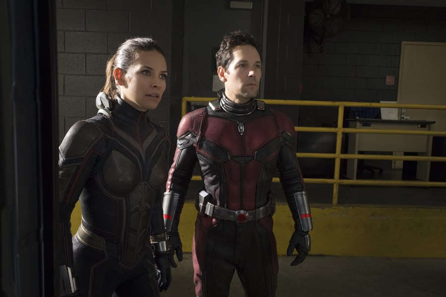 Women heroes take command in Marvel s playful  Ant-Man and the Wasp ... cbfe0716d9