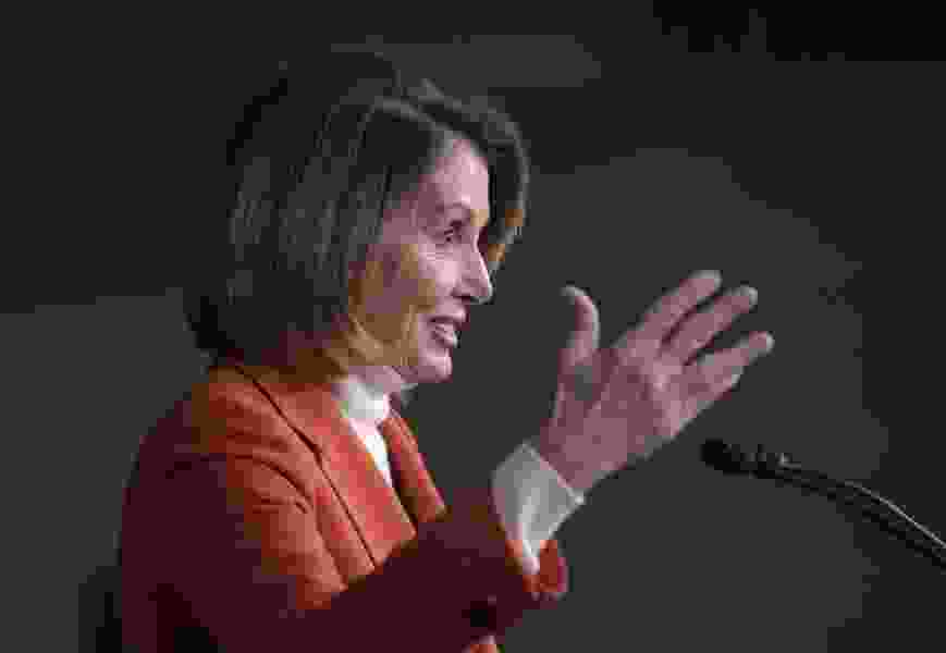 Dana Milbank: Nancy Pelosi is the best person to lead the House Democrats. That's why she should retire.