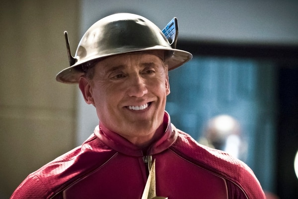 "(Photo courtesy of Katie Yu/The CW) John Wesley Shipp as Henry Allen in ""The Flash."""