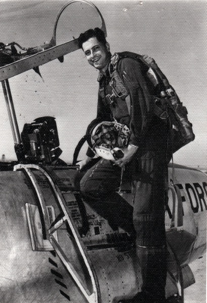 (Photo courtesy of Intellectual Reserve) Elder Robert D. Hales was a pilot in the United States Air Force.