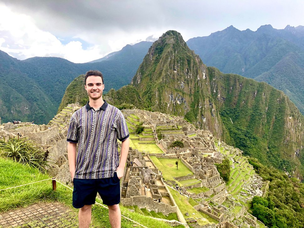 (Courtesy of Jack Shipman) Salt Lake City resident Jack Shipman and two classmates from Clemson University in South Carolina took a spring break trip to Machu Picchu. After Peru closed its borders on Sunday, Shipman has been waiting in a Cusco Airbnb for the travel ban to lift.