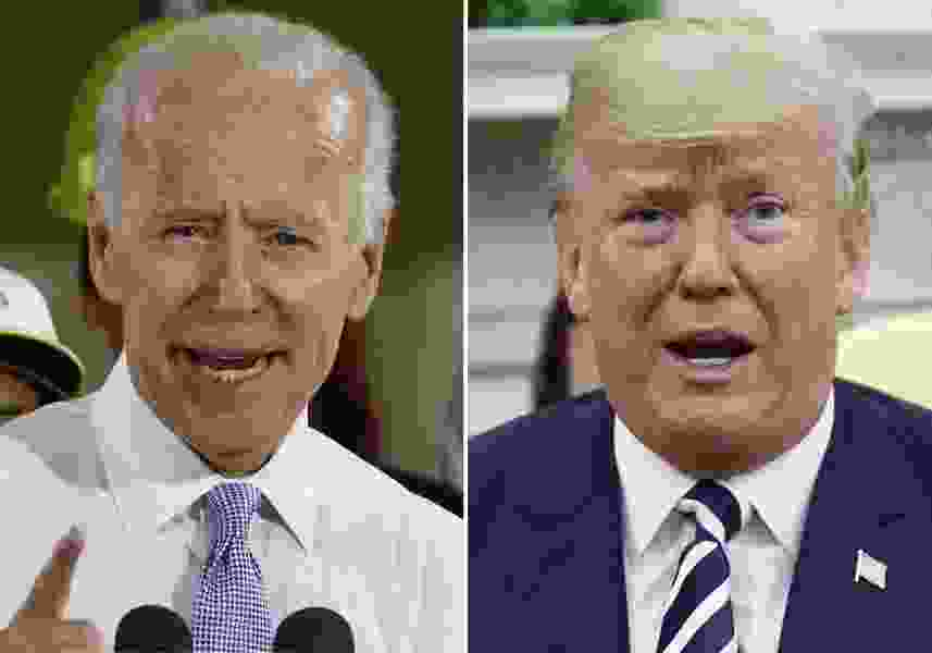 Political Cornflakes: Who would win in a Trump-Biden smackdown?