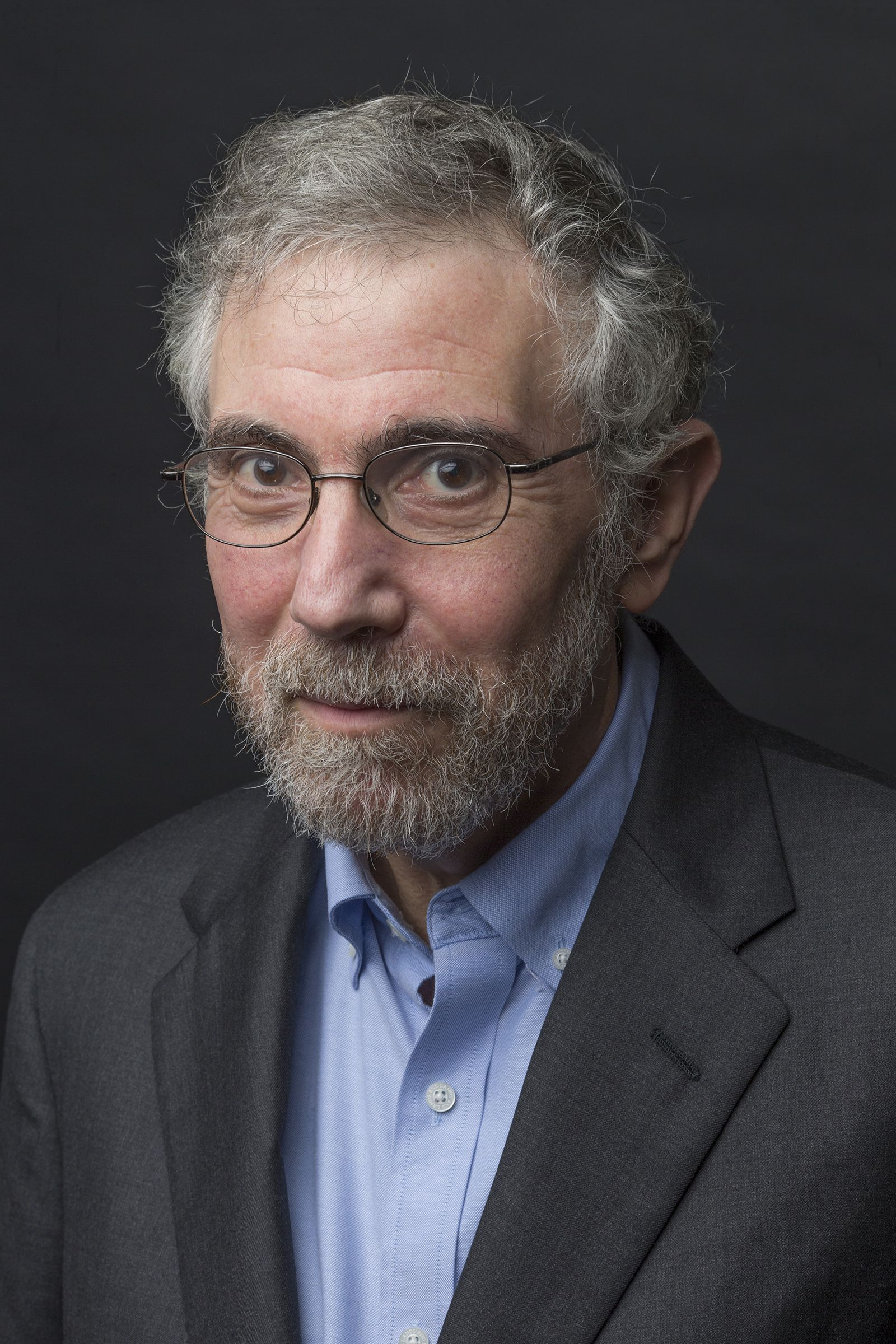 Paul Krugman | The New York Times (CREDIT: Fred R. Conrad)