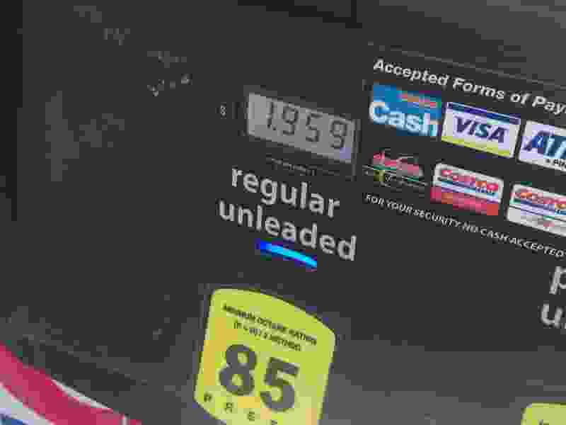 Wasatch Front gas prices dipping below $2 a gallon; last time it averaged that low was 3 years ago