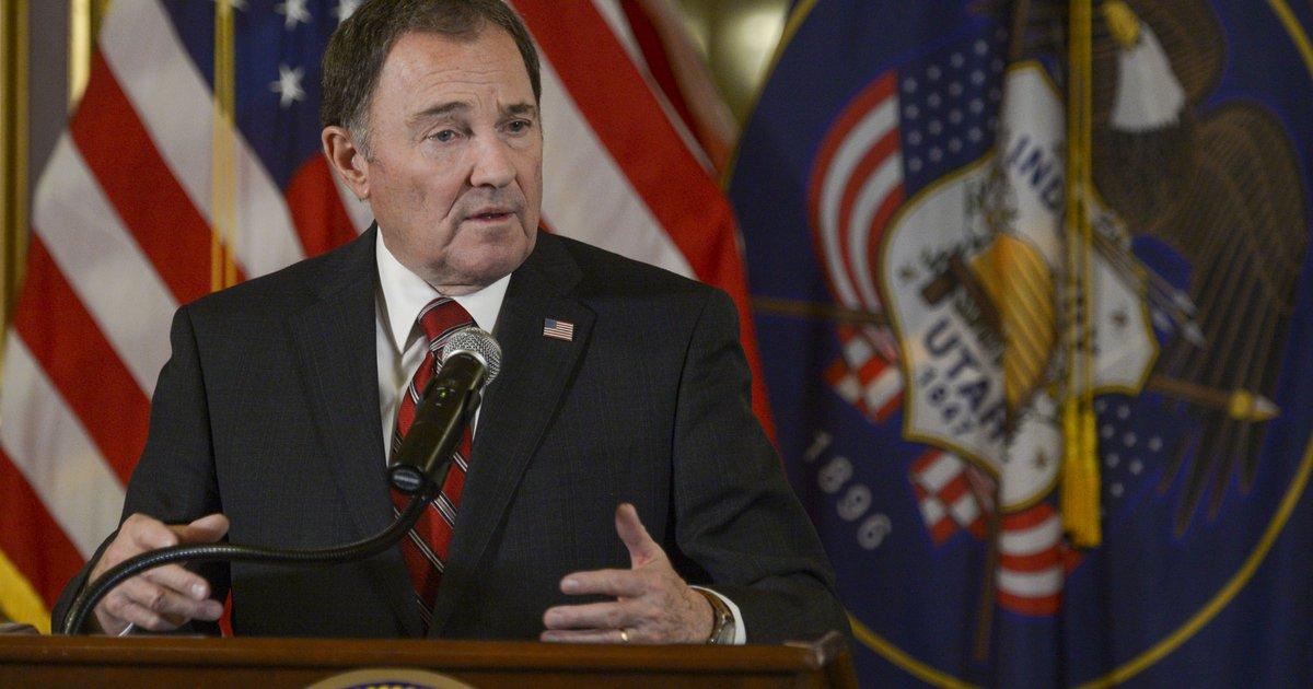 Governor Tells Salt Lake And Utah Counties To Drop Criminal Penalties For Gatherings Of 10 Or More The Salt Lake Tribune