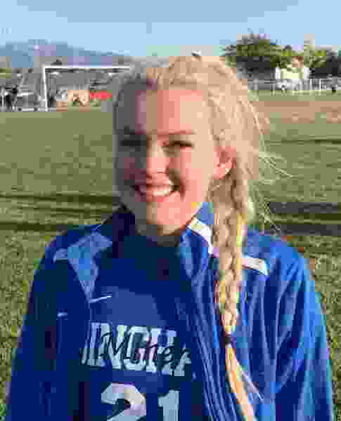 Baylie Saunders leads Bingham to shutout win over Hunter in 6A girls' soccer playoffs