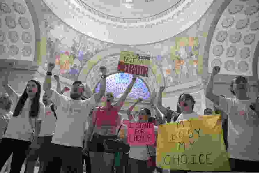 Missouri's GOP-led Legislature passes 8-week abortion ban