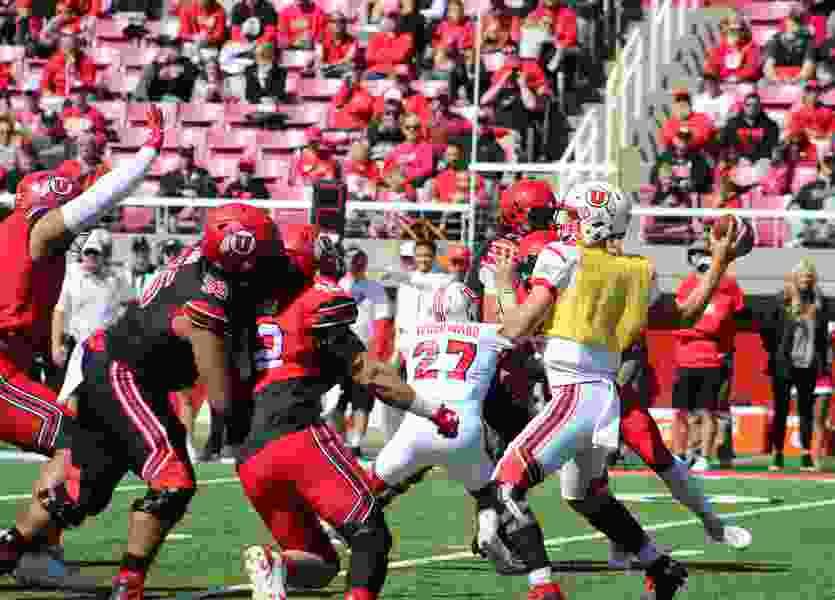 Kragthorpe: Ute freshman QB Jack Tuttle says, 'I promise you, I'm going to get better.'