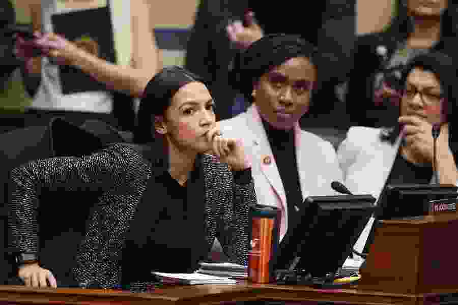 Alexandria Ocasio-Cortez threatened disloyal Dems with primary 'list.' Now she's backtracking
