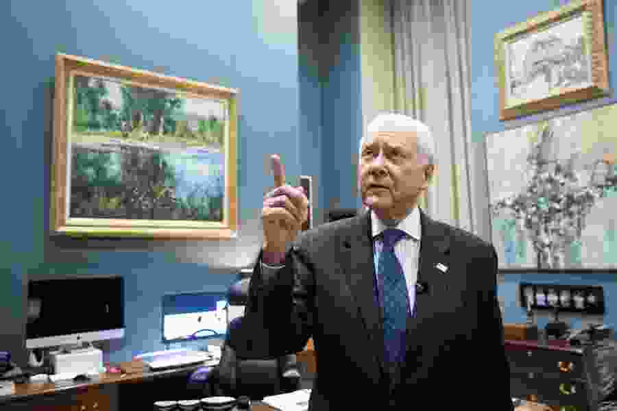 Sen. Hatch regrets 'I don't care' remark about allegations Trump directed his former lawyer's hush money payments