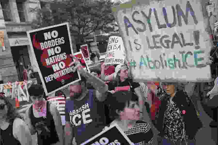 Karen Tumulty: The cry to 'Abolish ICE' is a trap Democrats should avoid